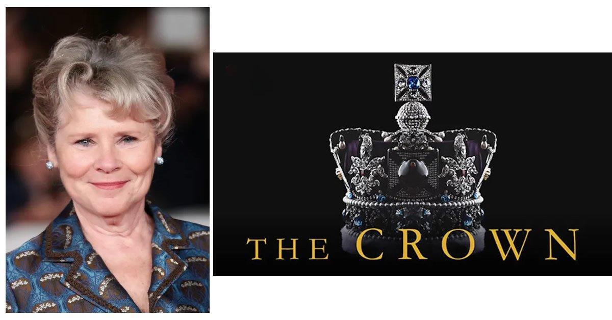The Crown Imelda Staunton