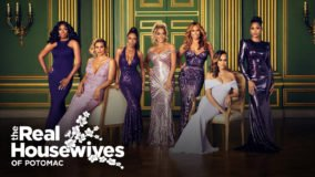 The Real Housewives of Potomac KeyArt