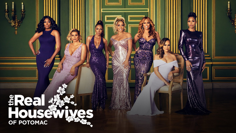 The Real Housewives of Potomac KeyArt