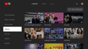 Foto af TV-pakken via streaming bliver dyrere i USA – YouTube TV laver prishop