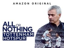 All or Nothing Tottenham Hotspur amazon