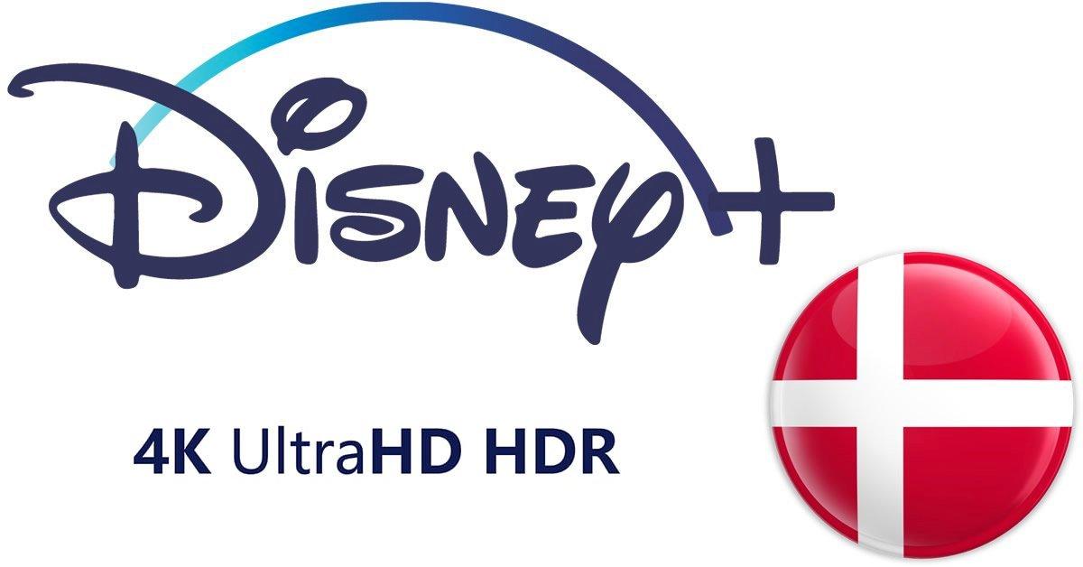 Disney+ UHD HDR