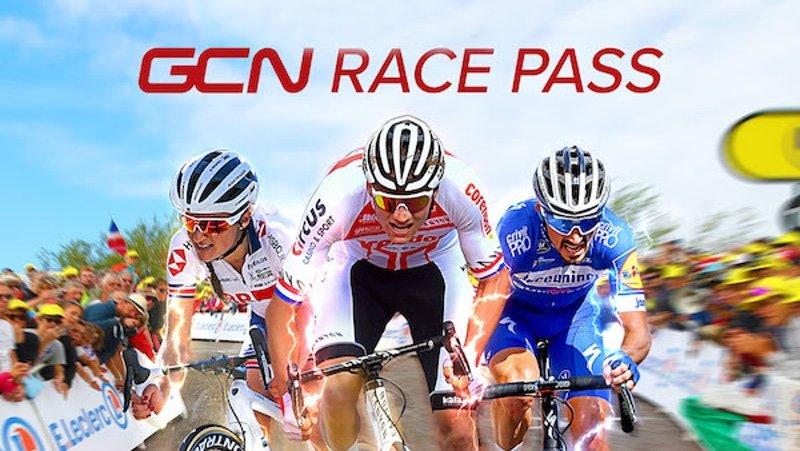 GCN Race Pass cykelsport streamingtjeneste
