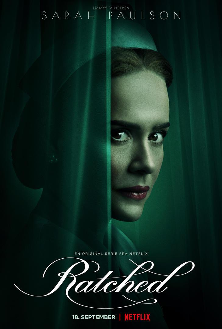 Ratched Sæson 1 Netflix DK