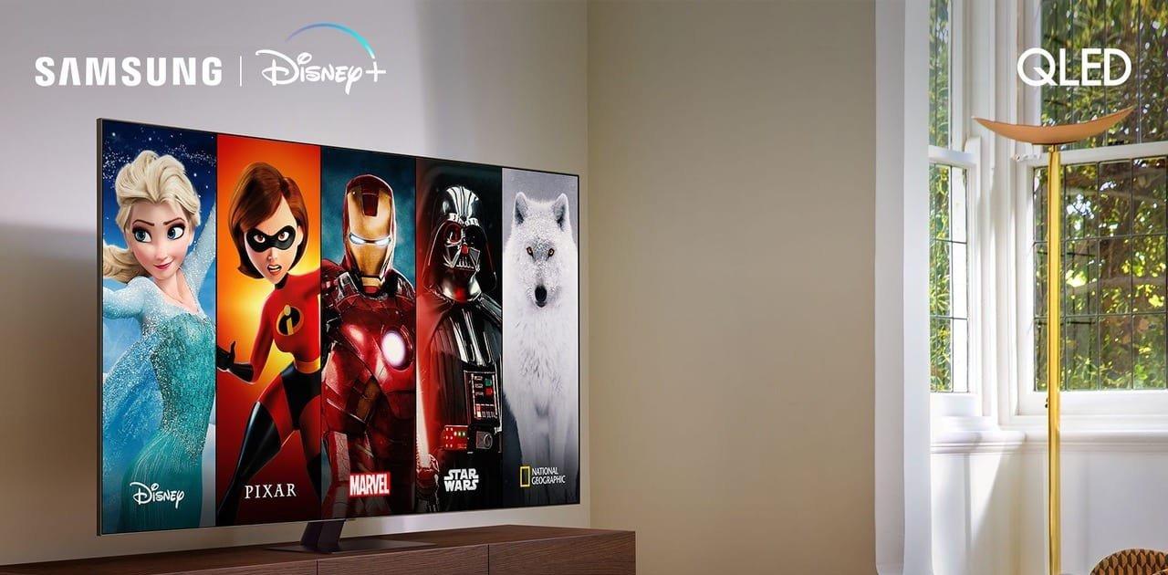 Samsung Tv Disney+ App