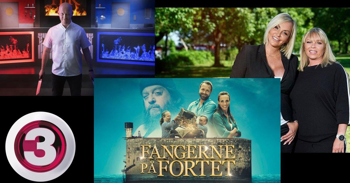 TV3 programpremierer august 2020