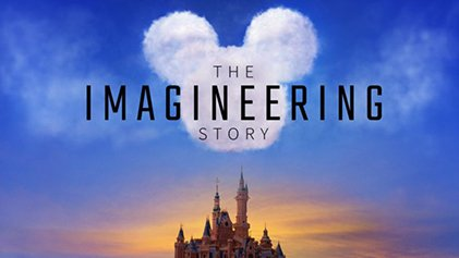 The Imagineering Story disney