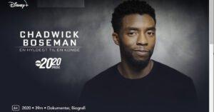 Photo of Chadwick Boseman: En hyldest til en konge – En særudgave af 20/20