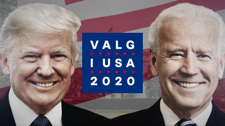 DR USA VALG 2020