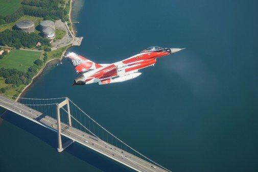 F16 flyvning