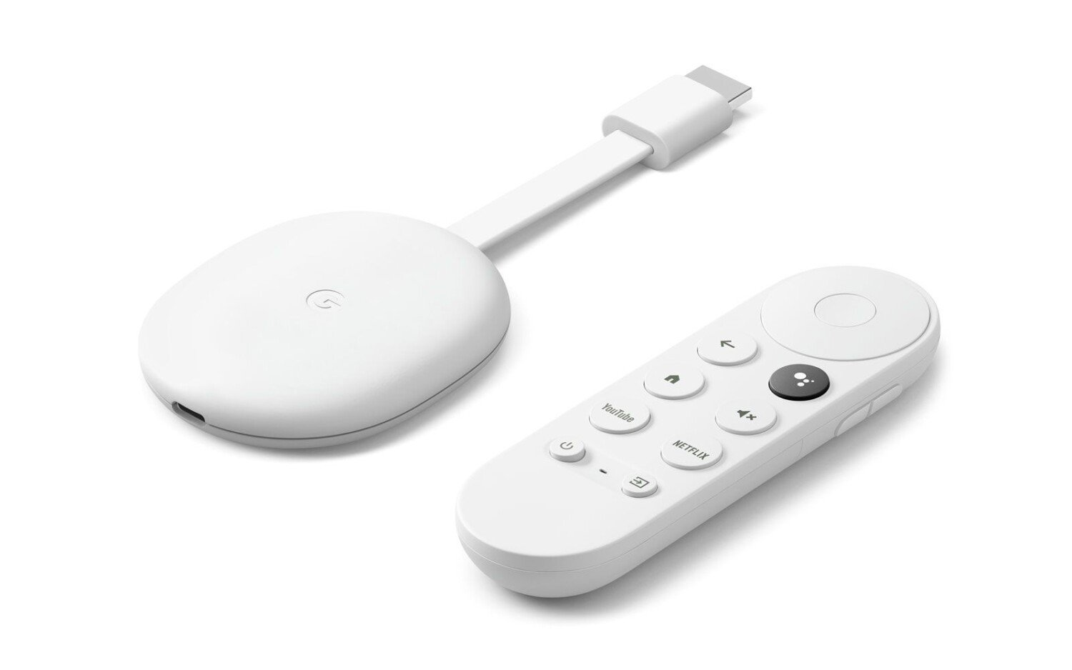 Google Chromecast with Google TV