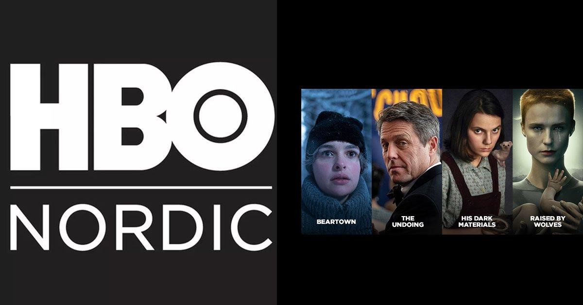 HBO Nordic 2020 anden halvdel premierer