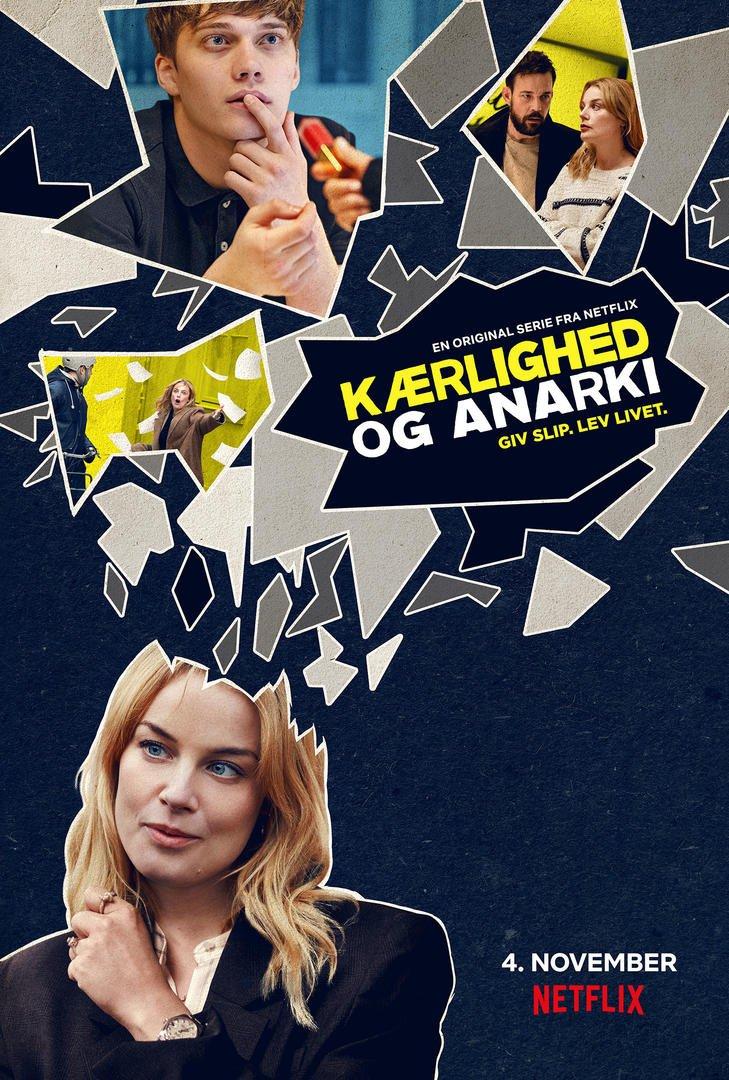 Kærlighed og Anarki Netflix
