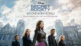 secret society of second born royals Disney+
