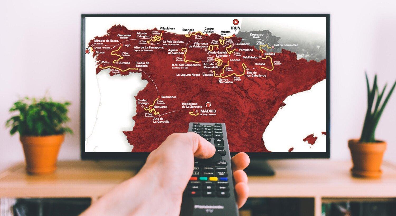 La Vuelta 2020 TV Guide