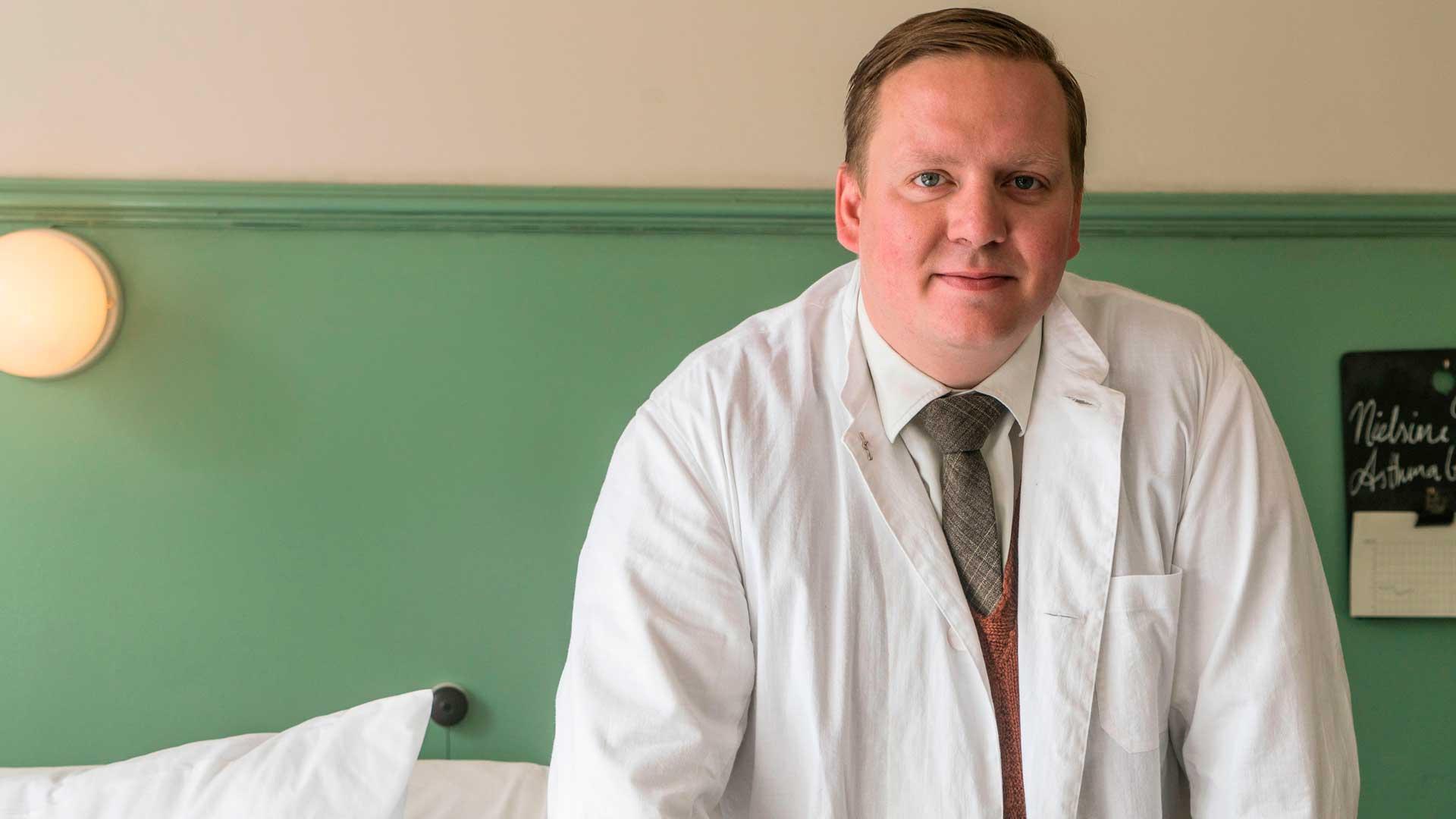 Sygeplejeskolen III Finn Jönsson