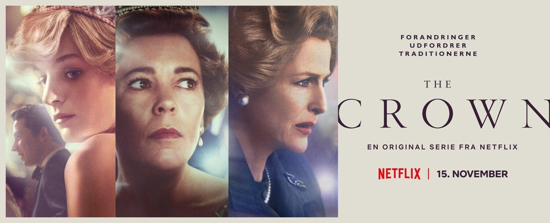 The Crown Sæson 4 Netflix