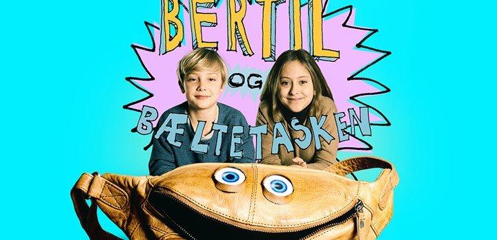 TV 2 og Nordisk Film i samarbejde bertil og bæltetasken