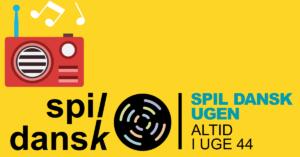 Photo of Spil dansk-uge på DR's radiokanaler