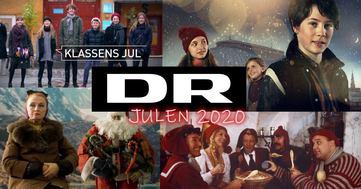 DR julen 2020 - julekalendere og jule-tv