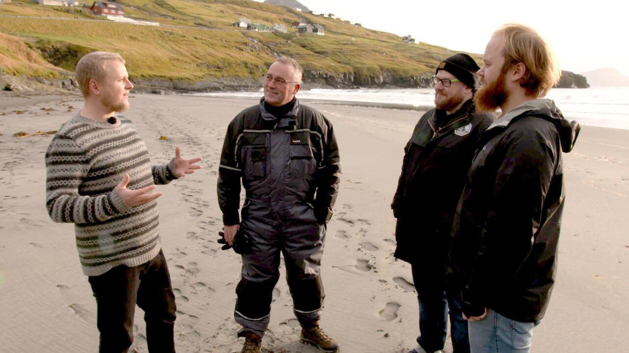 Ingemann og Færøerne  - se første af 2 afsnit 10/12