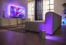 Philips Ambilight og lyd