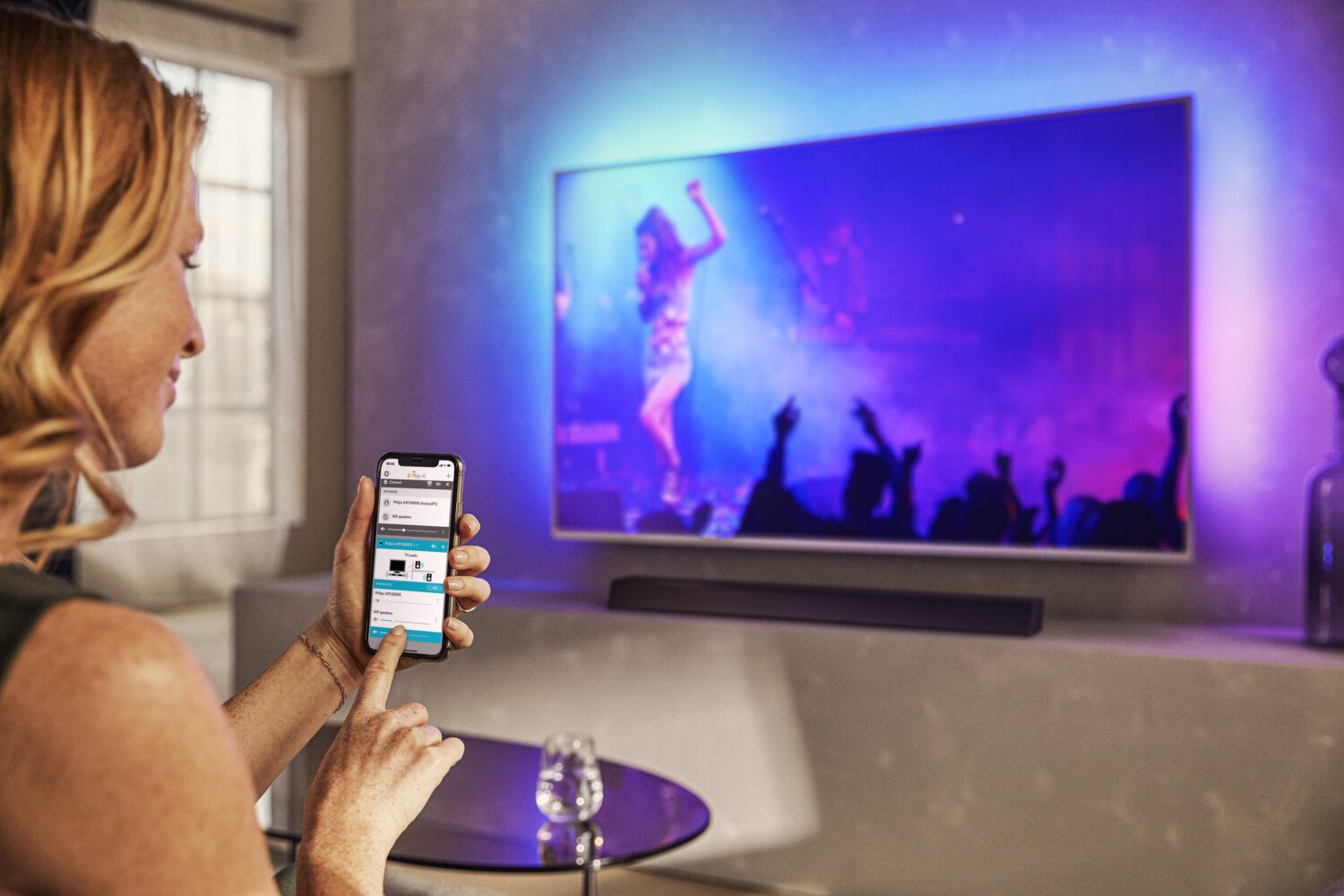 Philips DTS Play-Fi  Appen