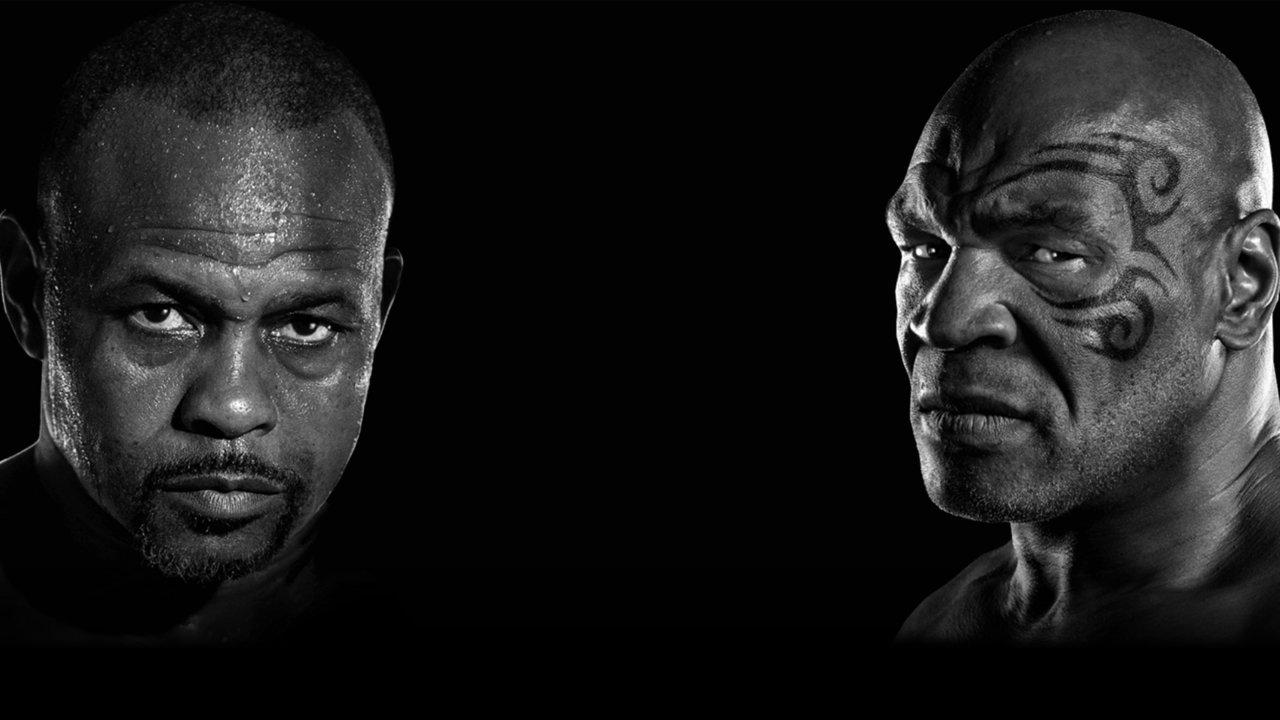 Mike Tyson vs. Roy Jones Jr. Viaplay
