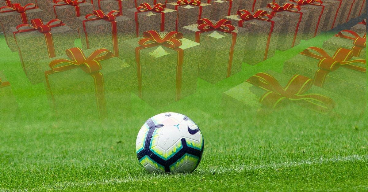 Boxing Day Premier League