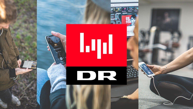 DR lyd app