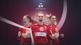 EM Håndbold 2020 kvinder TV 2
