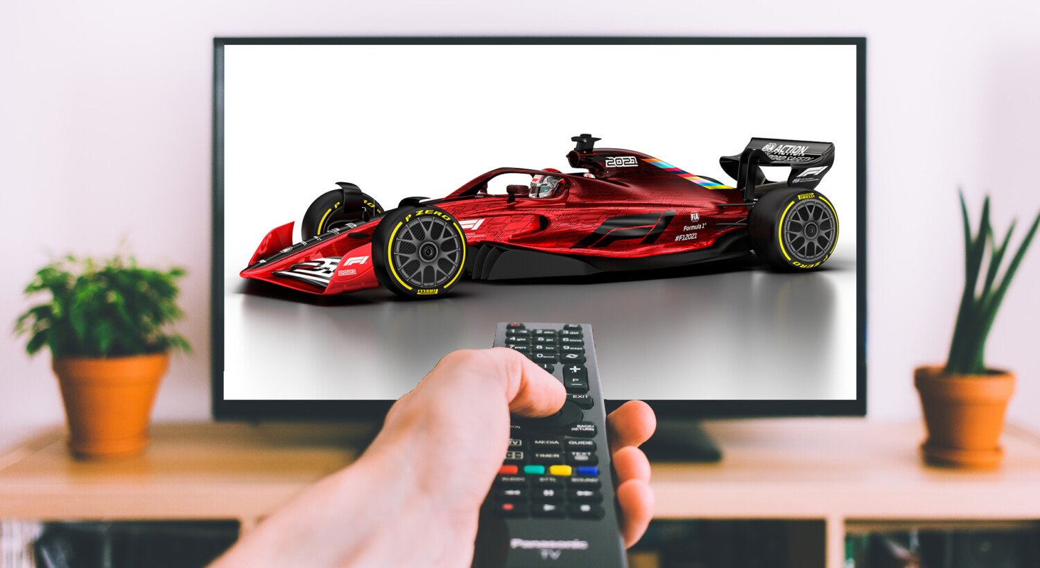 Formel 1 TV Guide Streaming
