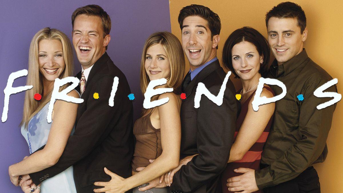 Friends HBO
