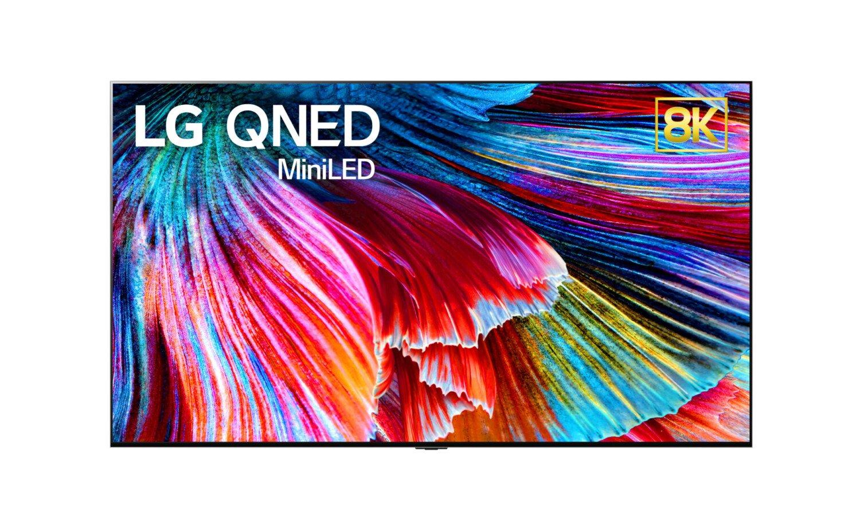 LG QNED Mini 8K