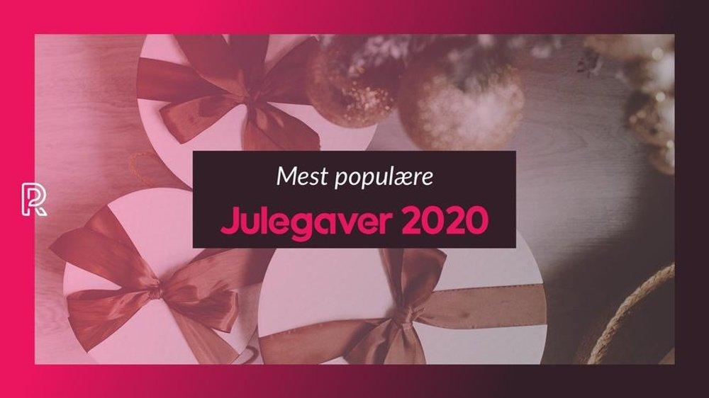 Pricerunner julegaver 2020
