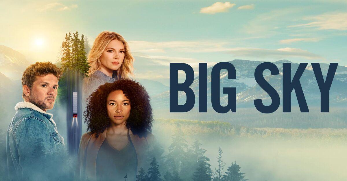 Big Sky serie Disney Star