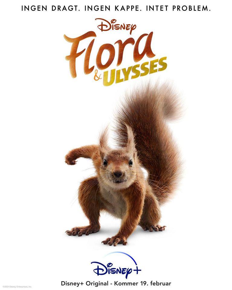 Flora og Ulysses disney+