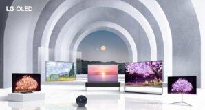 LG OLED TV 2021