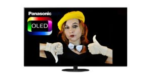 Panasonic OLED TV FOR IMOD