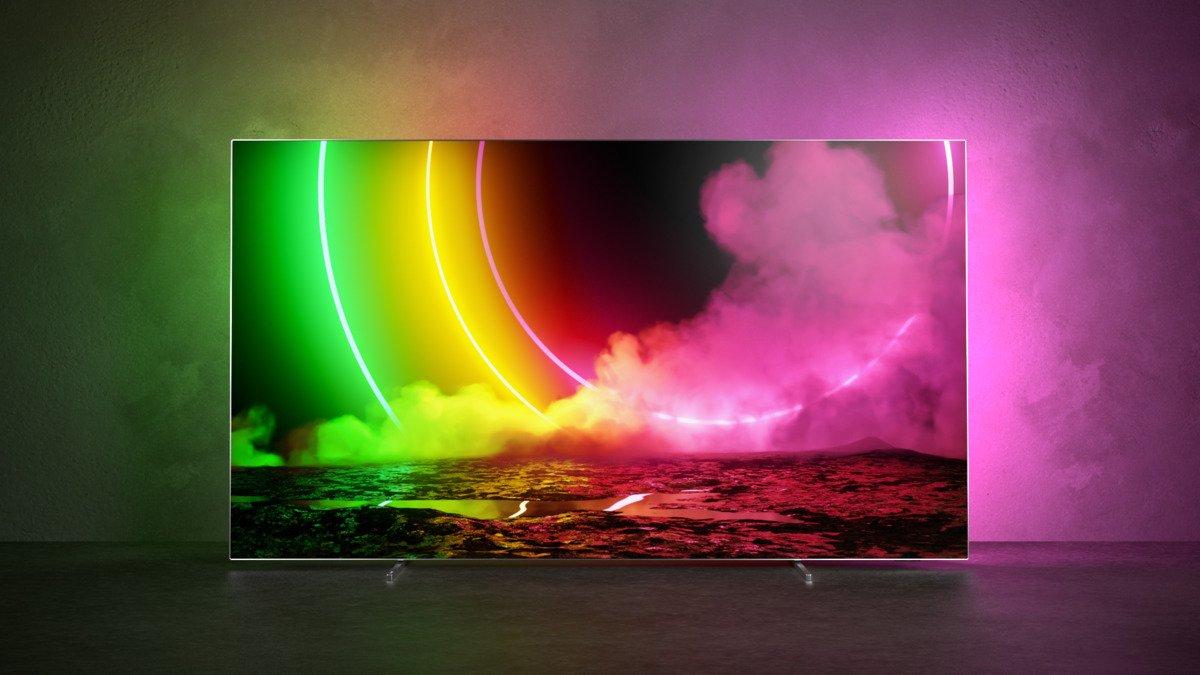 Philips OLED 806 2021 TV