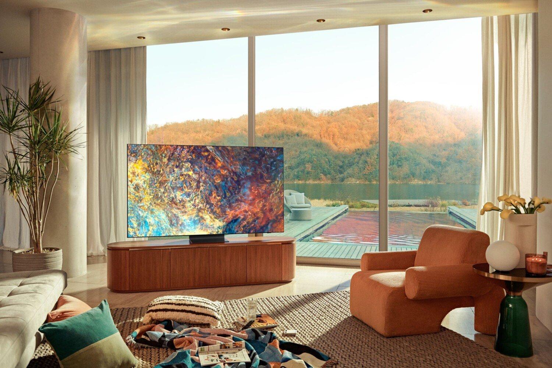 Samsung QLED 2021 TV