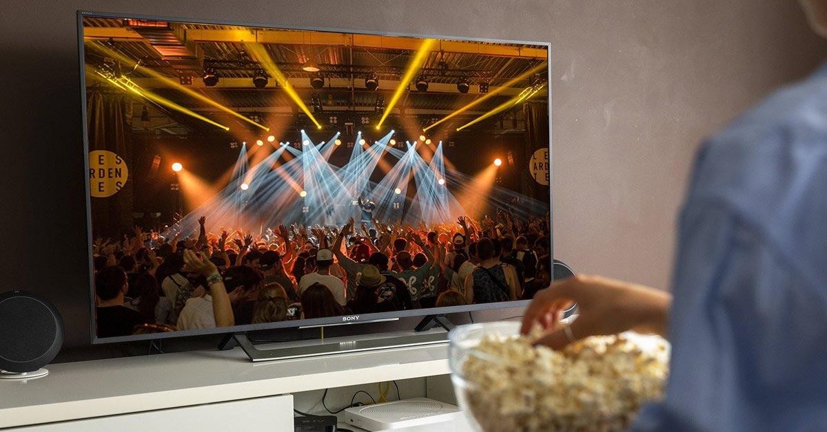 Stream live koncerter i en coronatid