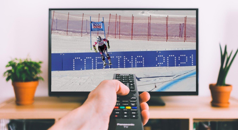 Alpint VM 2021 TV Guide
