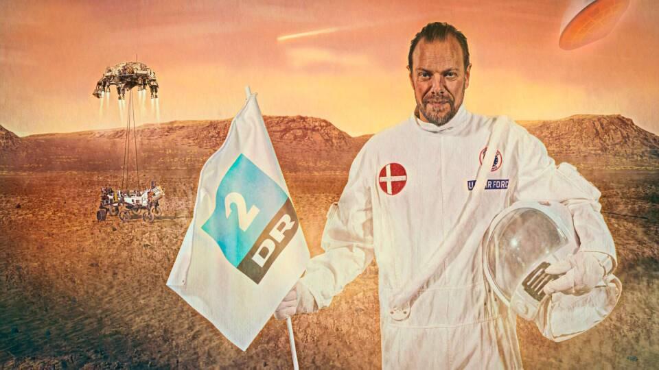 DR2 Marslanding Johan Olsen
