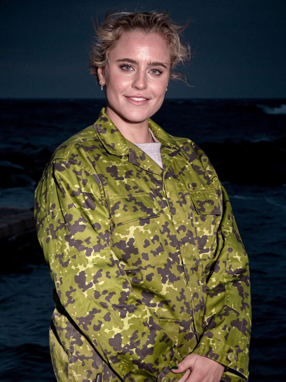 Sarah Bro, 'Korpset', sæson 4.