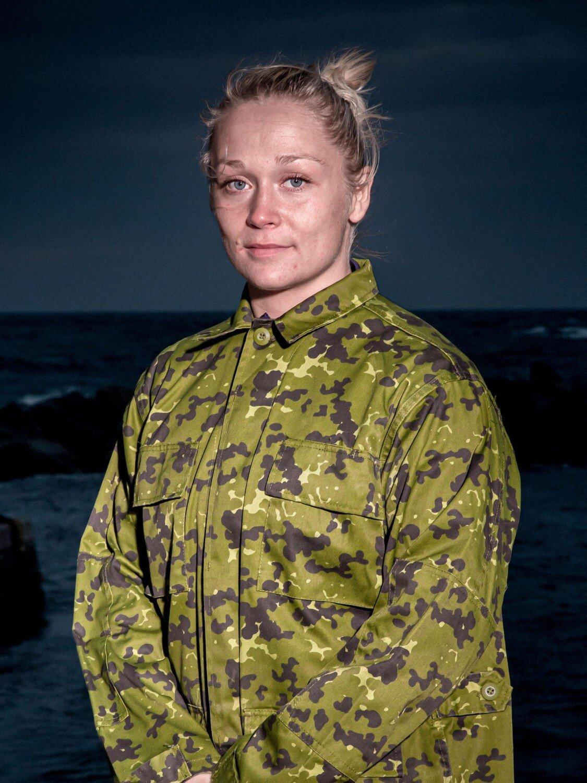 Dina Thorslund, 'Korpset', sæson 4