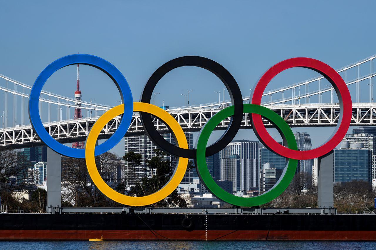 OL 2021 Tokyo