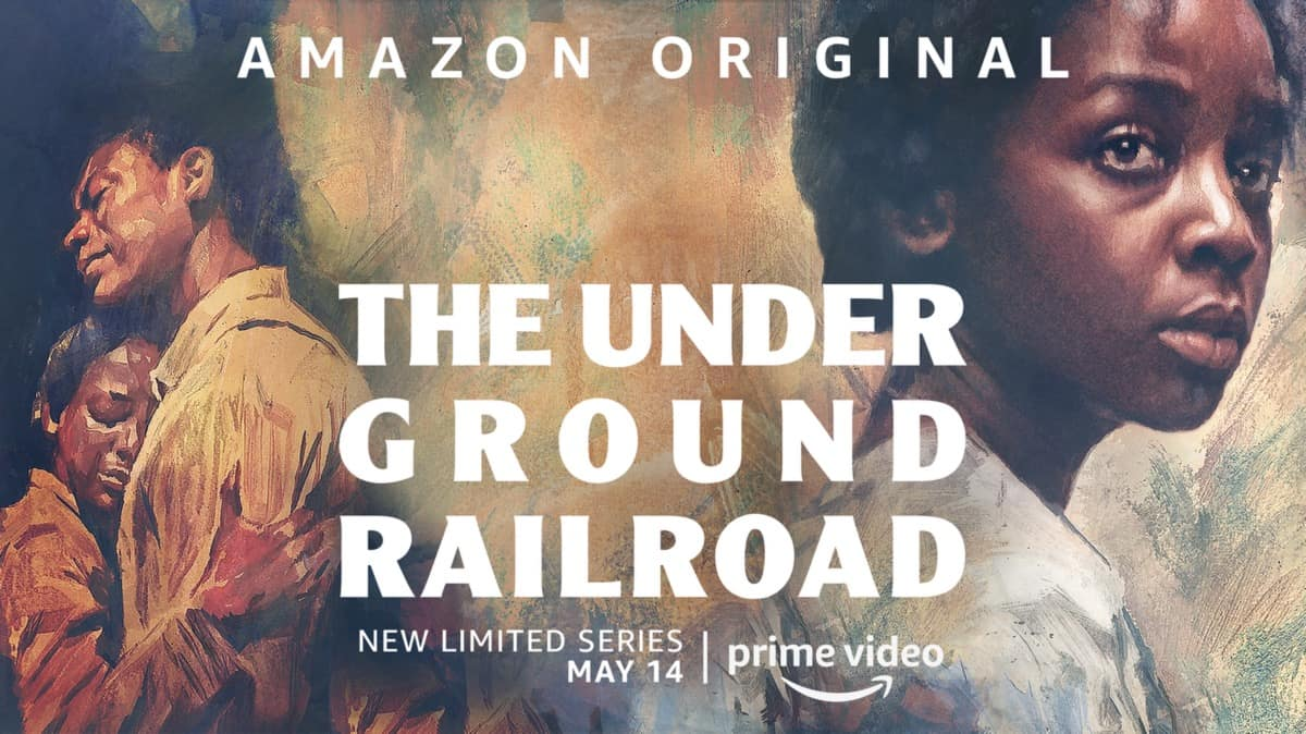 The Underground Railroad Amazon