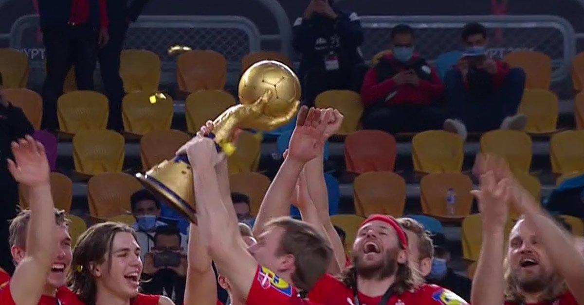 VM håndbold vinder