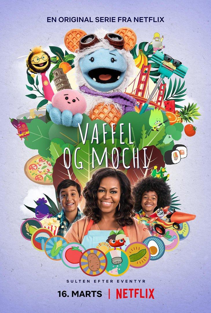 Vaffel og Mochi Netflix